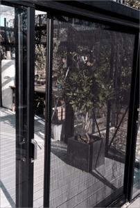 Reference billede af insektnet på pavillion danmark